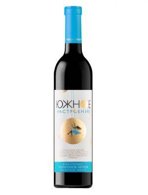 Вино Полусухое Белое «Южное Настроение»