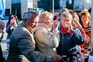 На 90-летнем Юбилее «Крымского винного завода»