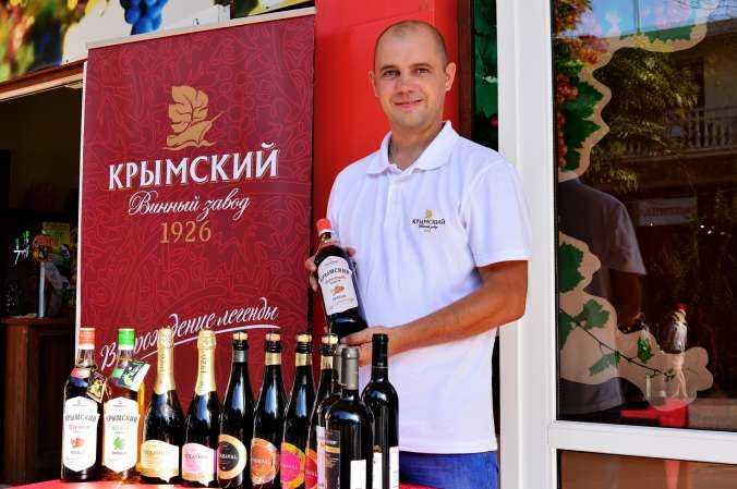 Сезон 2017 дегустации вин Крымского винного завода
