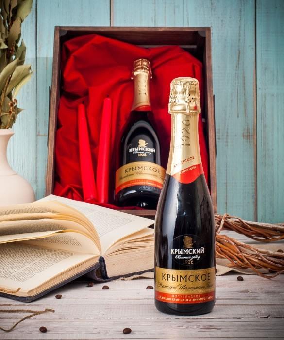 Мини Шампанское «Крымское»