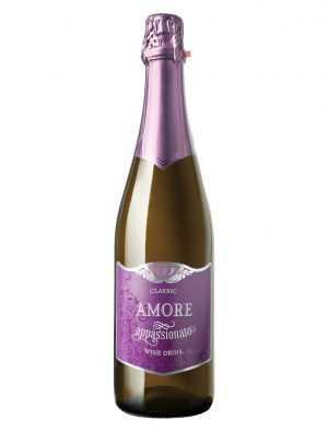 Винный газированный напиток «Amoea Appassionato Classic»