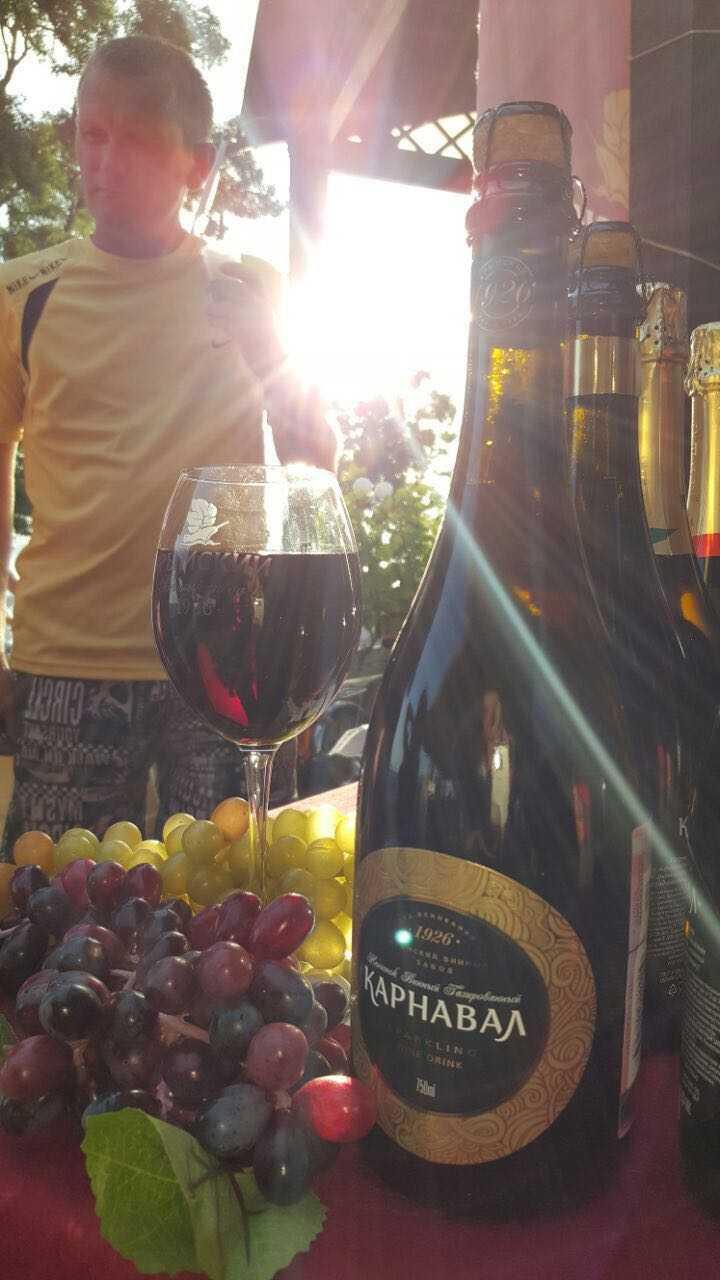 Дегустация вина Геленджик 2016