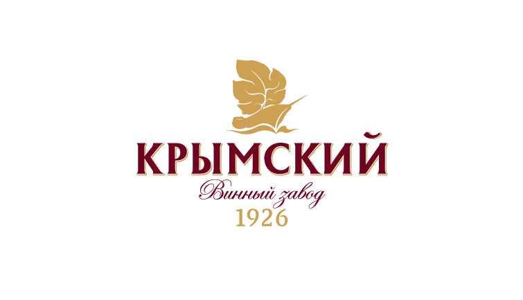 Логотип Крымский винный завод