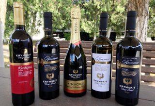 Поставки Кубанского вина в Китай оптом.