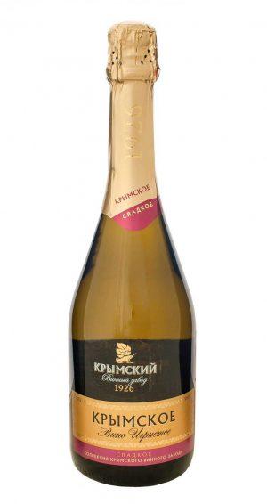5 2 e1605264480640 300x566 - Вино Игристое «Крымское» Сладкое